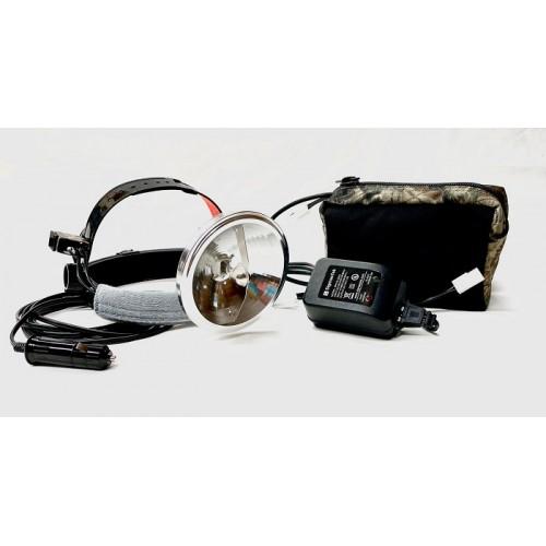 Sportsman w/ Battery Pack: Includes Charger & 35 Watt Narrow Spot Lamp