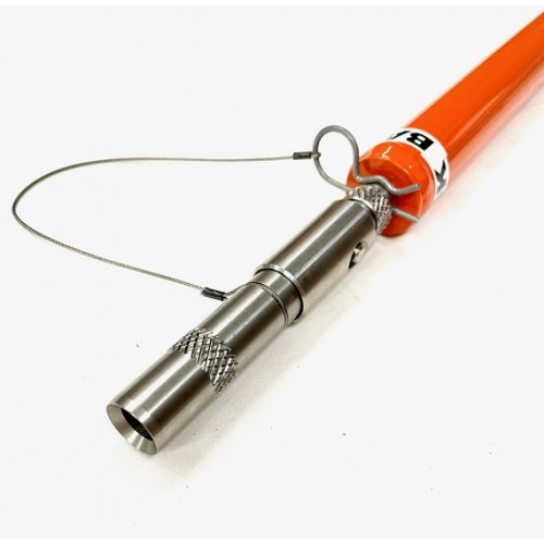 Bangstick w/Power Head:  .410 shotgun (spring type)