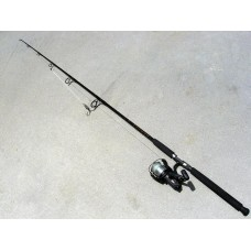 7-1/2' CHALLENGER Gator Rod (Reel Not Included)