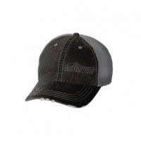 Gator Pro Official Gear Gray Adjustable Mesh-Back Hat