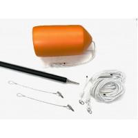 GATOR PRO 8' Aluminum Harpoon Kit