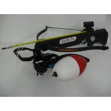 GATOR PRO Recurve Crossbow for alligator hunting