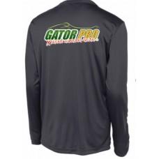 Gator Pro Official Gear Performance Wear Long Sleeve - Gray
