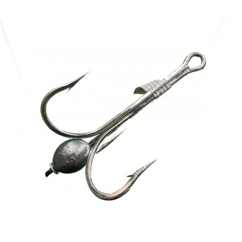 14/0 - FORGED - 2x STRONG - Bottom Weighted - FULL OPEN BITE - Snatch Hooks - EXTRA STRONG - SUPER SHARP - DURATIN PLATED