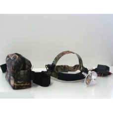 Sportsman w/ Battery Pack: Includes Charger & 20 Watt Lamp