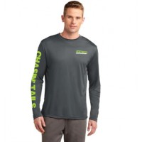 Gator Pro Official Gear Performance Wear Long Sleeve - Gray